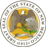 nm Great seal of the state of New Mexico