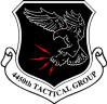 USAF - 4450th Tactical Group