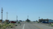 tonopah entrance