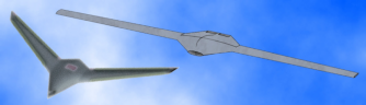 lockheed flying wing sensorcrafts