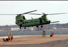 MH-47G 00-02160 First Flight