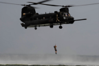 MH-47G Chinook helicopter 05-03756 700x466