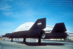 61-7971 901456 SR-71A 64-17971 NASA left rear l