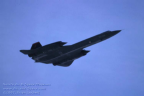 61-7971 SR-71A 64-17971 right front in flight l